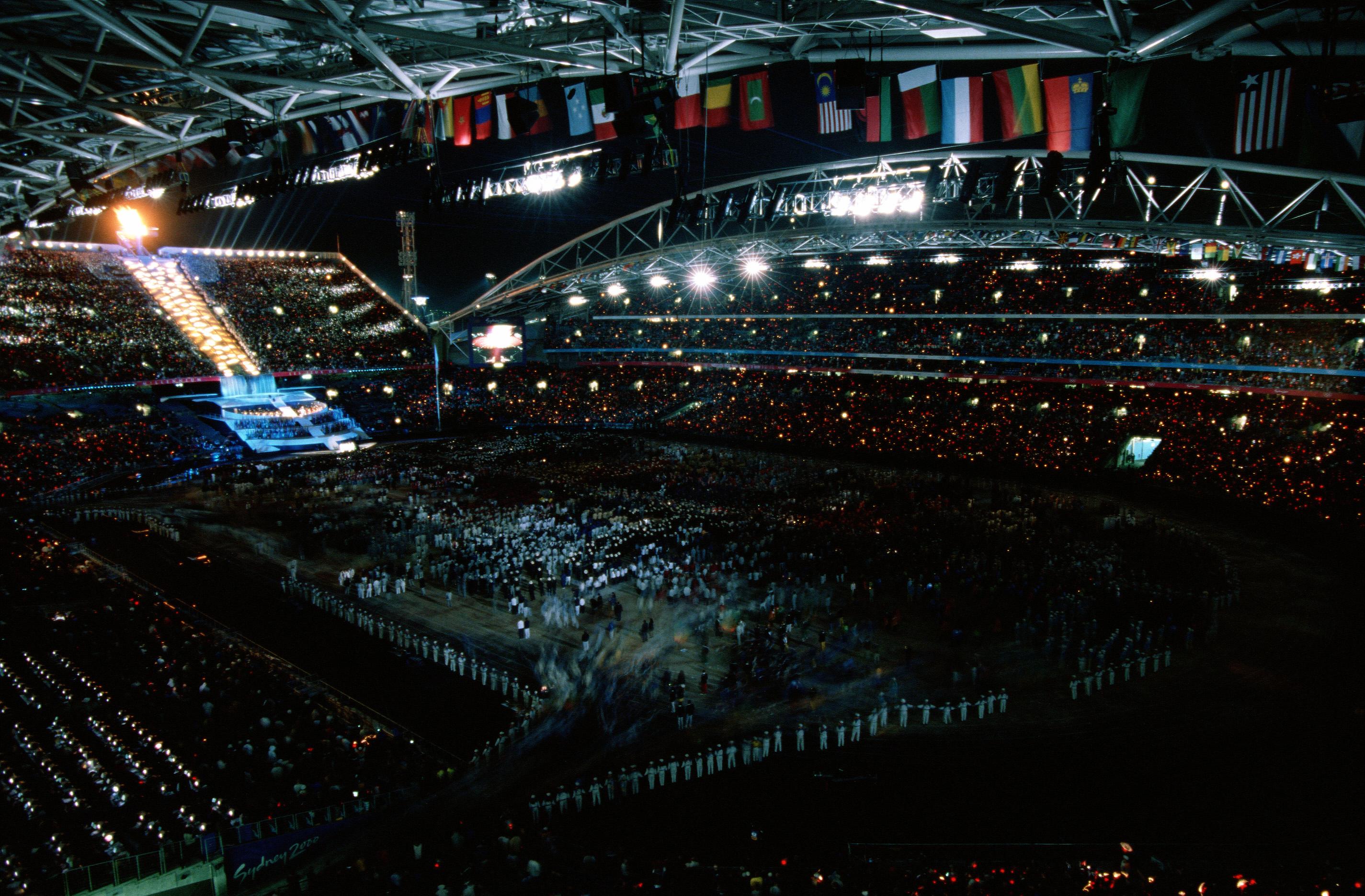 Winter Olympics Opening Ceremony 2020 Nbc.2000 Summer Olympics Opening Ceremony Wikipedia