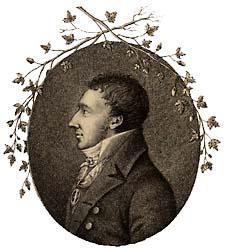 Erik Acharius Swedish botanist