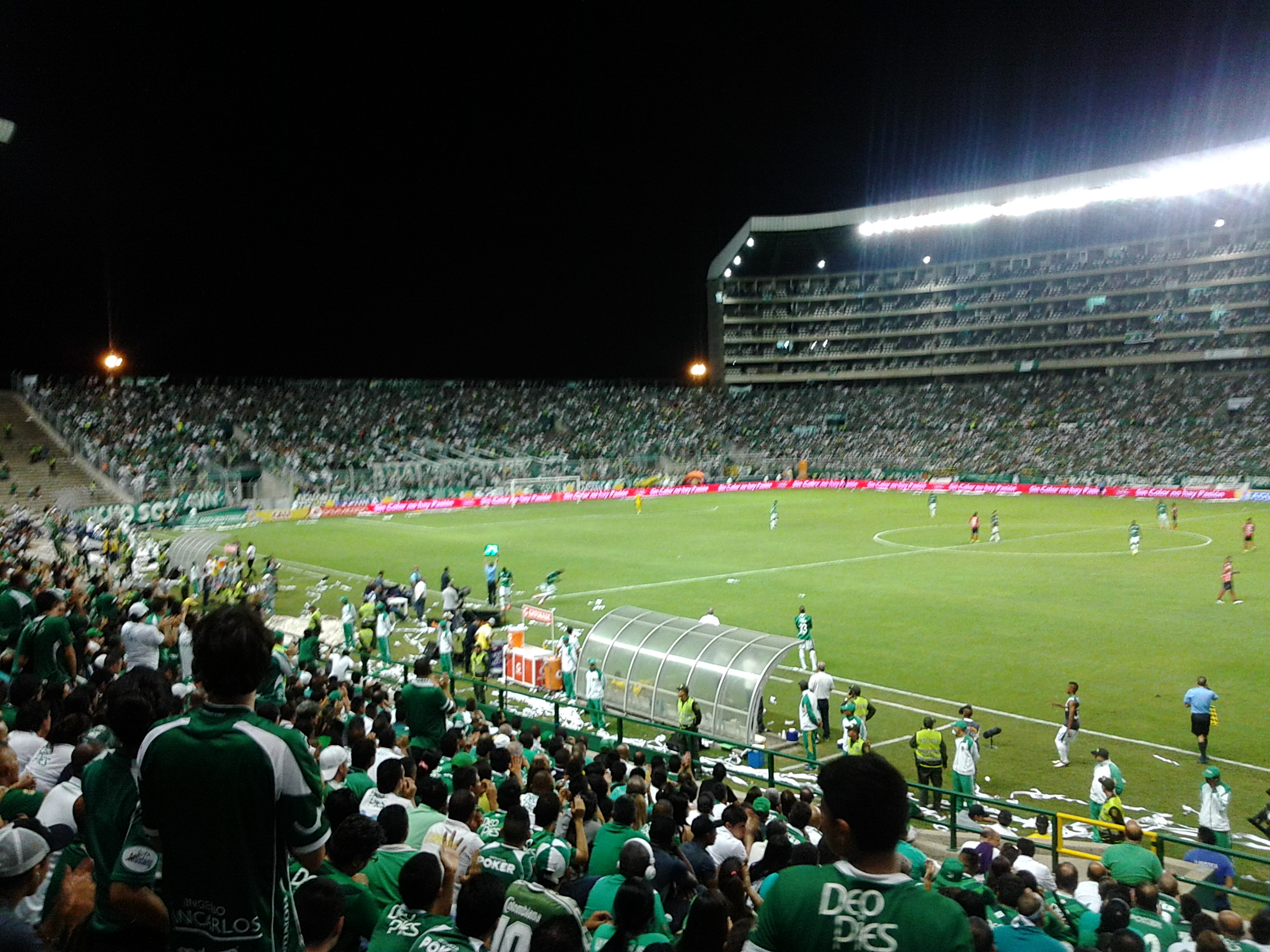 File Final Liga Aguila 2015 I Glorioso Deportivo Cali Vs Medellin