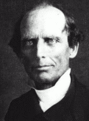 Charles Grandison Finney was a leader in the Second Great Awakening and a New School Presbyterian minister.