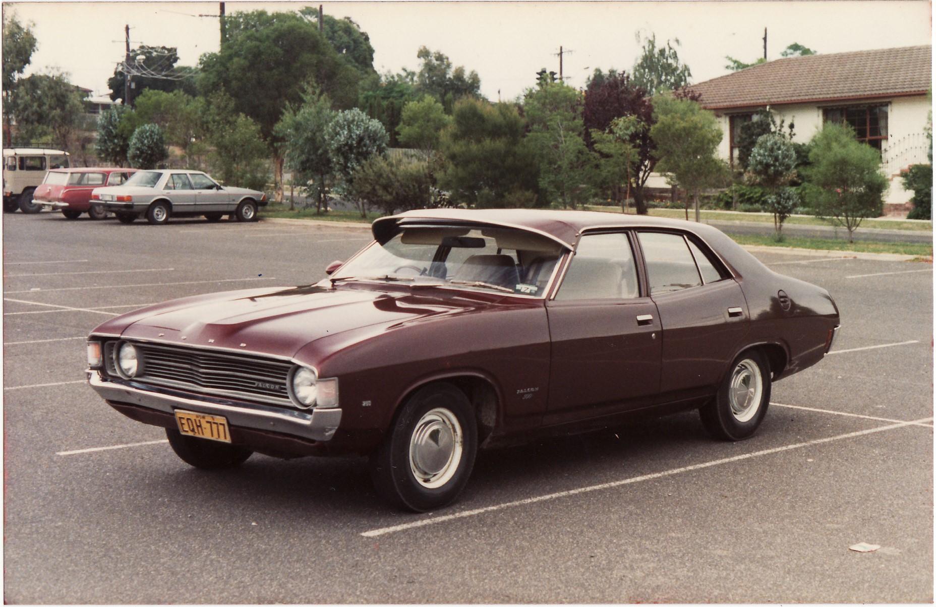Fileford falcon xa c 1972 73 australia 16590604180