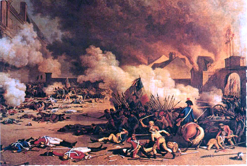 the stages of crisis in the american and french revolutions The government of france was in a financial crisis [tags: essays research papers]  - the american and the french revolutions had many similarities and .