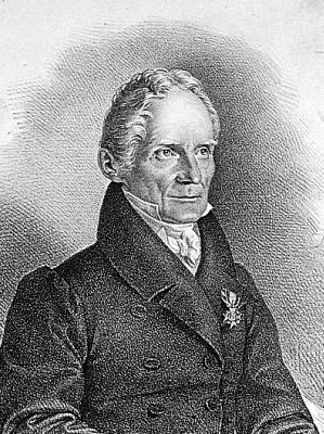 Retrato de Friedrich Mohs