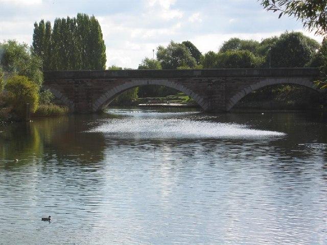 Frodsham Bridge - geograph.org.uk - 74151