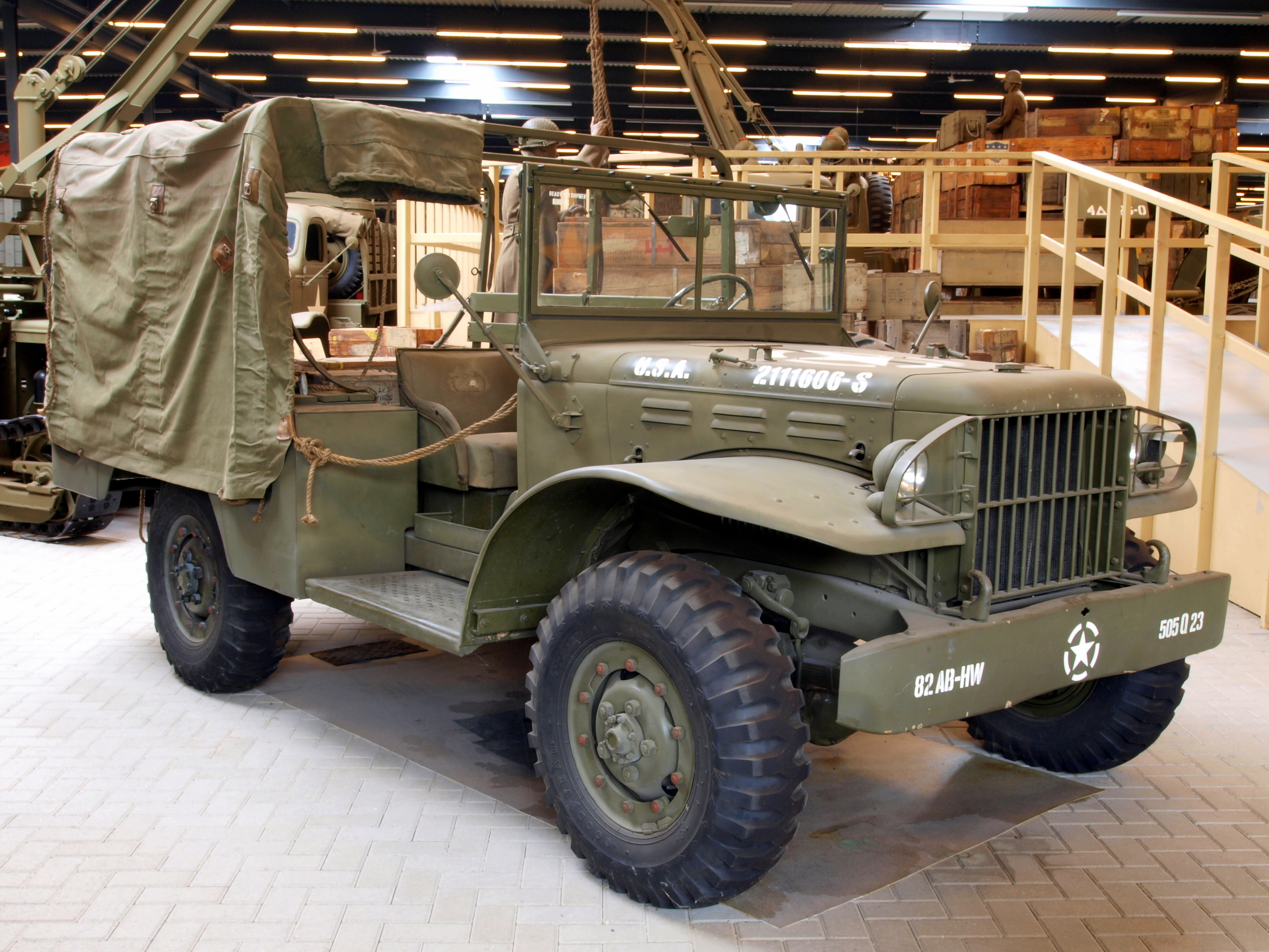 FileG502 4×4 Dodge WC51 Weapons Carrier, pic2JPG