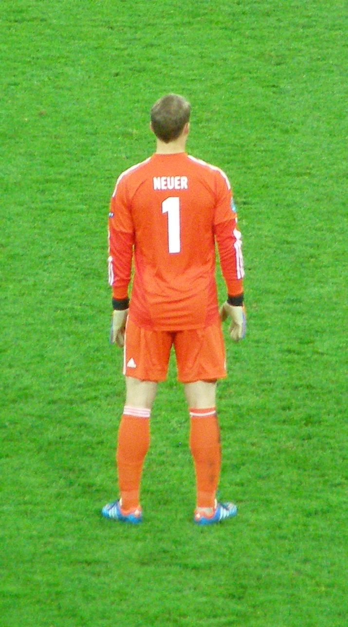 Gdańsk - PGE Arena - Euro 2012 - quarter final match Germany - Greece - Manuel Neuer