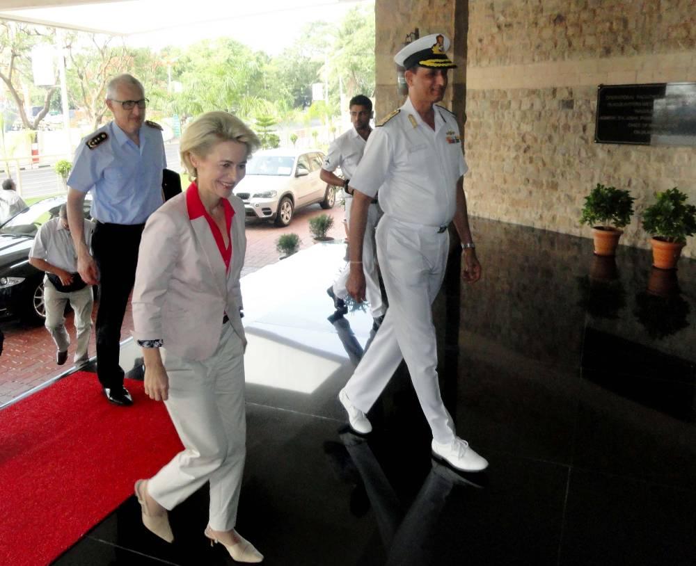 Ursula von der Leyen | Military Wiki