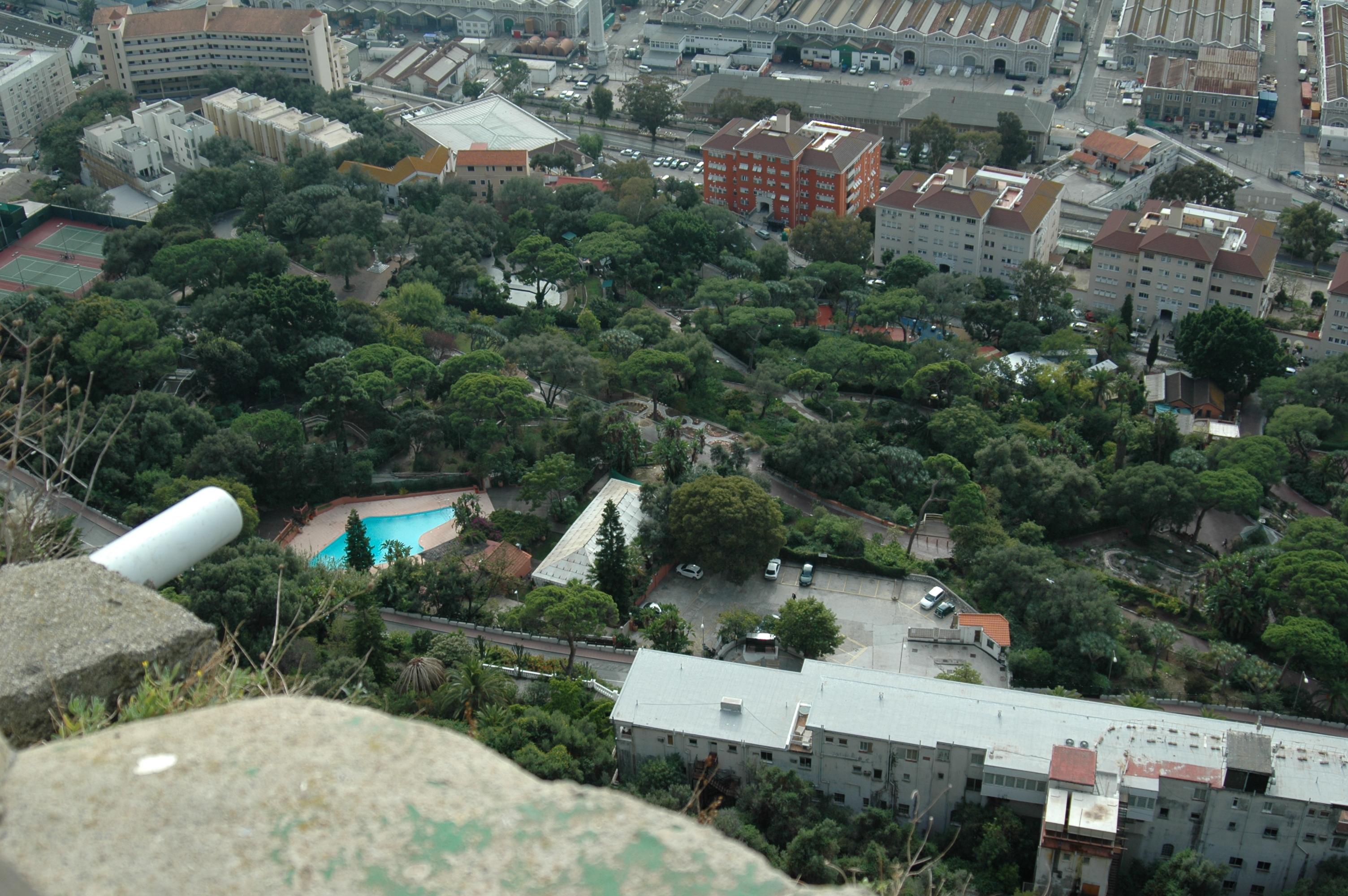 File:Gibraltar Botanic Gardens From Above.JPG