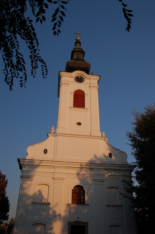 Church of the Assumption, Zrenjanin