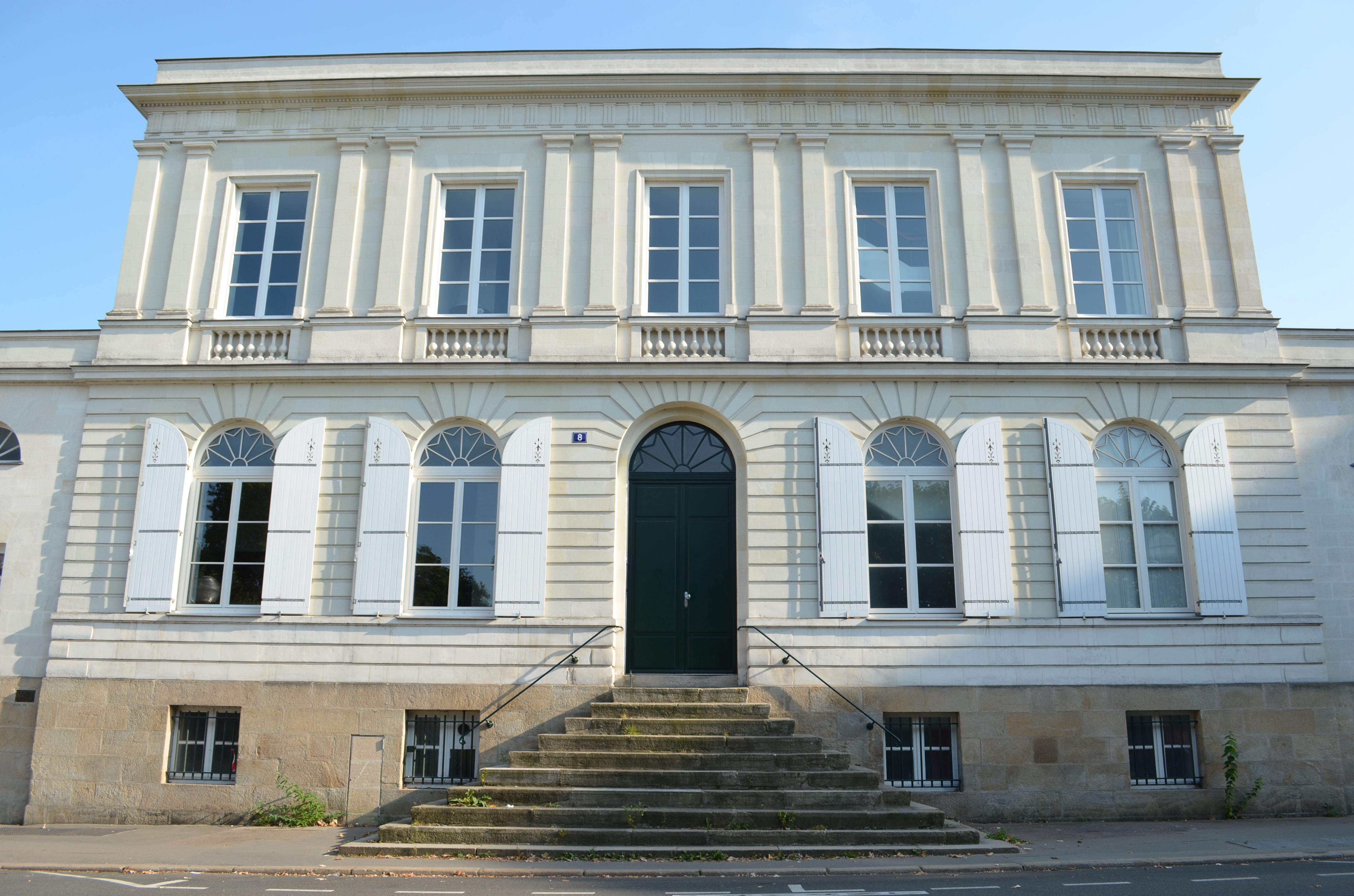 Hôtel particulier au 8, place du Général-Mellinet de Nantes - Wikiwand