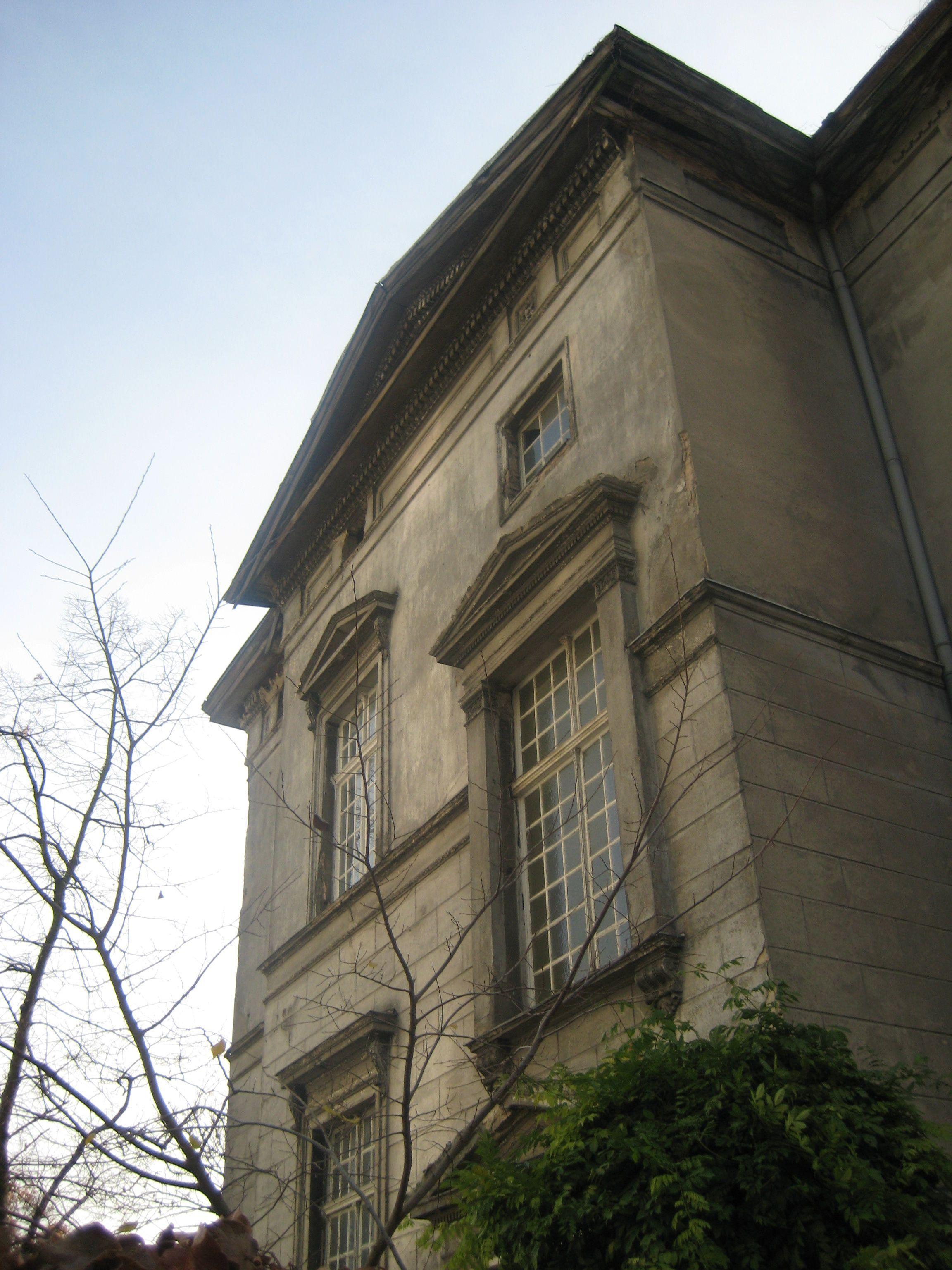Datei:Haus Lindenberg, Methfesselstraße 23 25, Nördliche Hausfassade