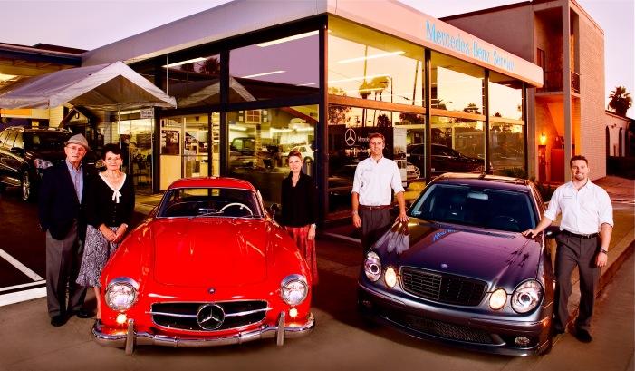 Mercedes Service San Diego