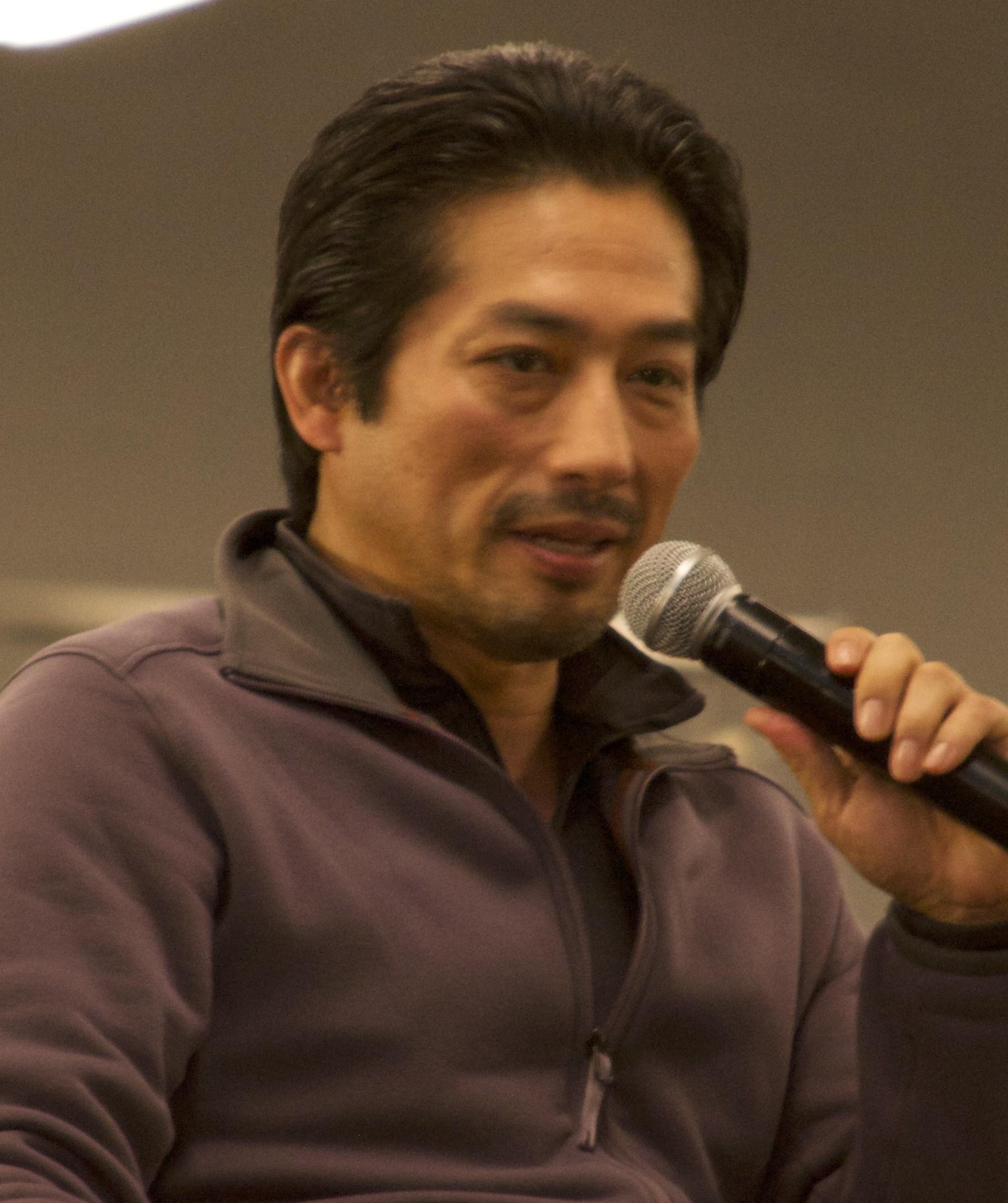 Hiroyuki Sanada agent