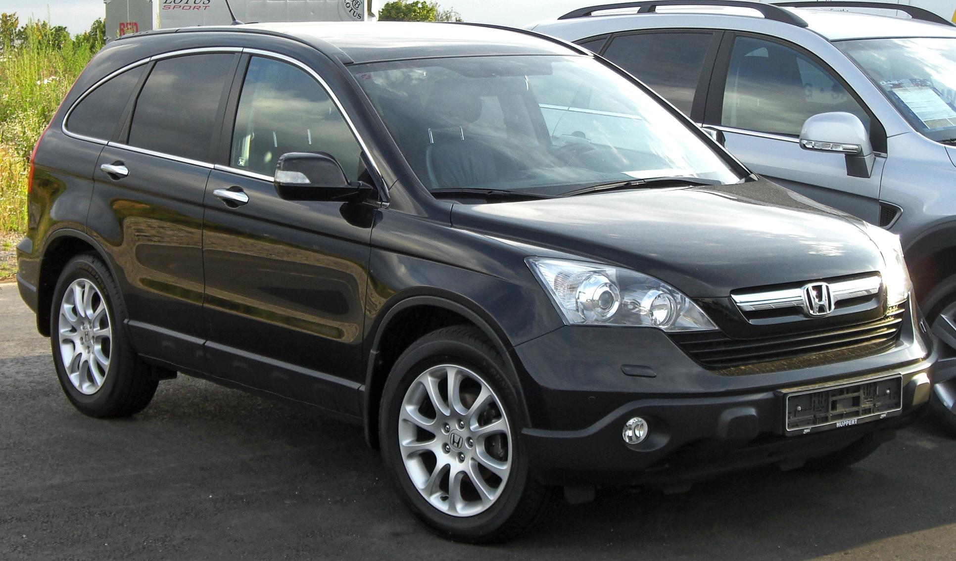 Хонда срв 2008 - 21