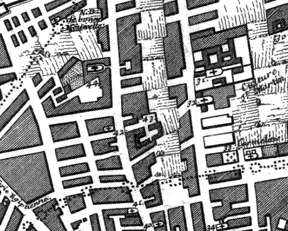 Fichier:Hopital Trinité R St Denis Paris 1589-1643.jpg