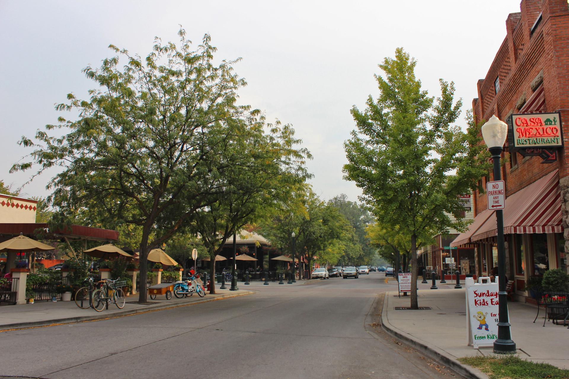 Hyde Park Boise Id Restaurants