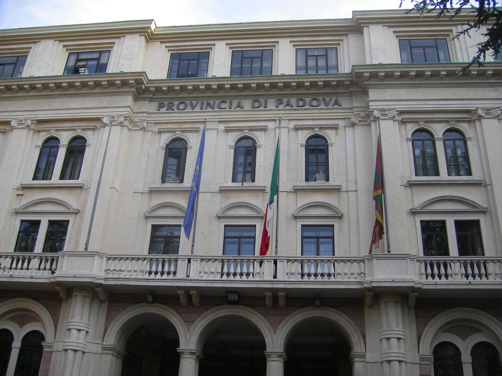 Provincia Di Di Provincia Wikipedia Padova Padova zVMSUpq