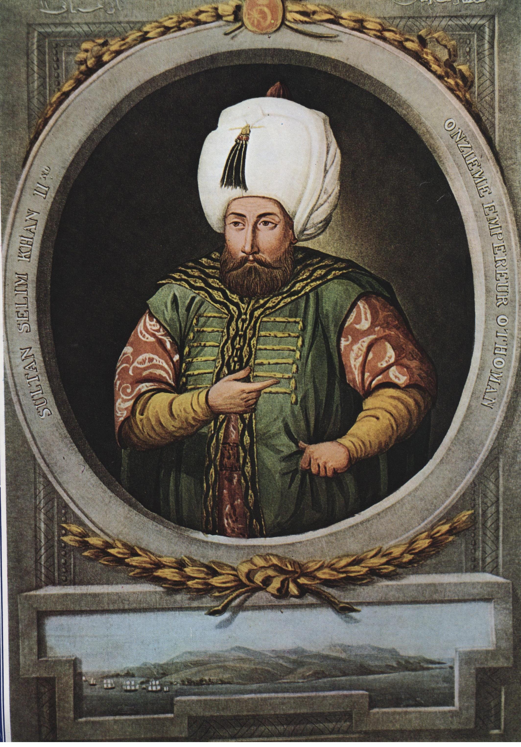 Ar tikrai Selimas II lėmė imperijos griūtį?