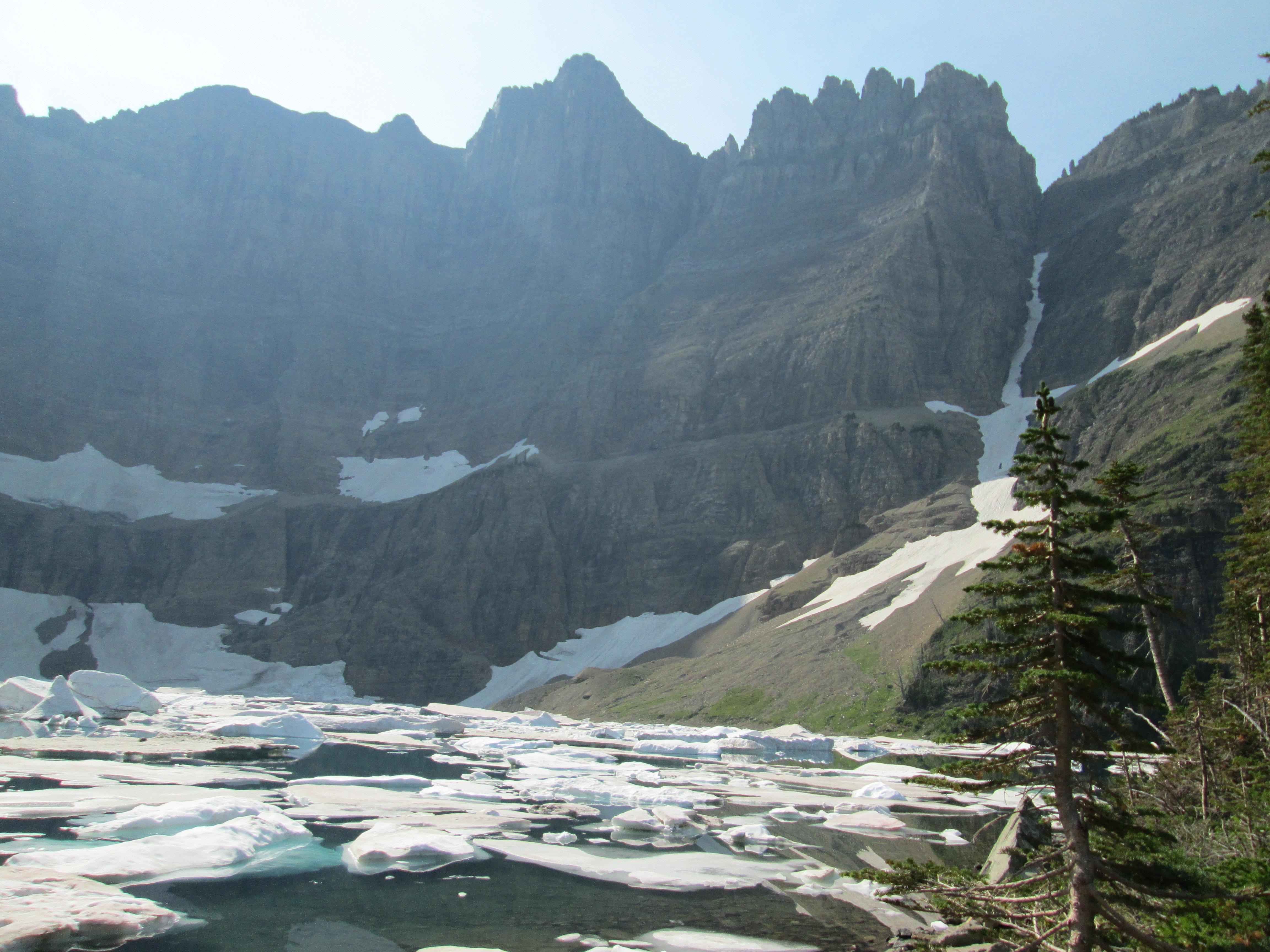 wiki glacier national park