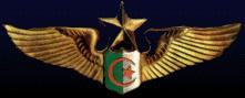 القوات الجوية الجزائرية Insigne-AAF