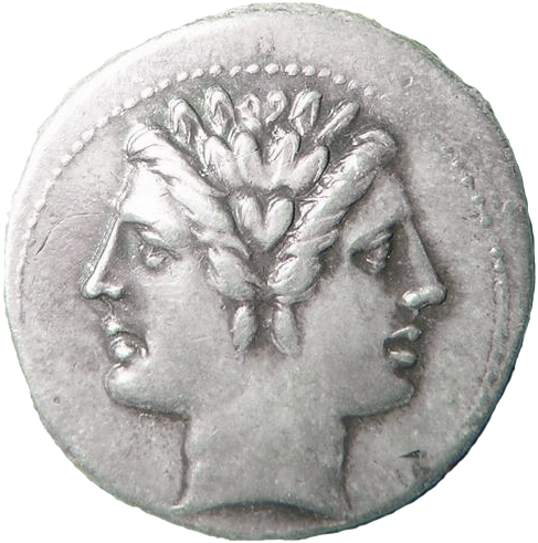 Janus - Two Faced Coin