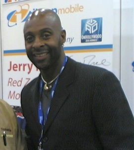 Jerry Rice Hall of Fame American football wide receiver