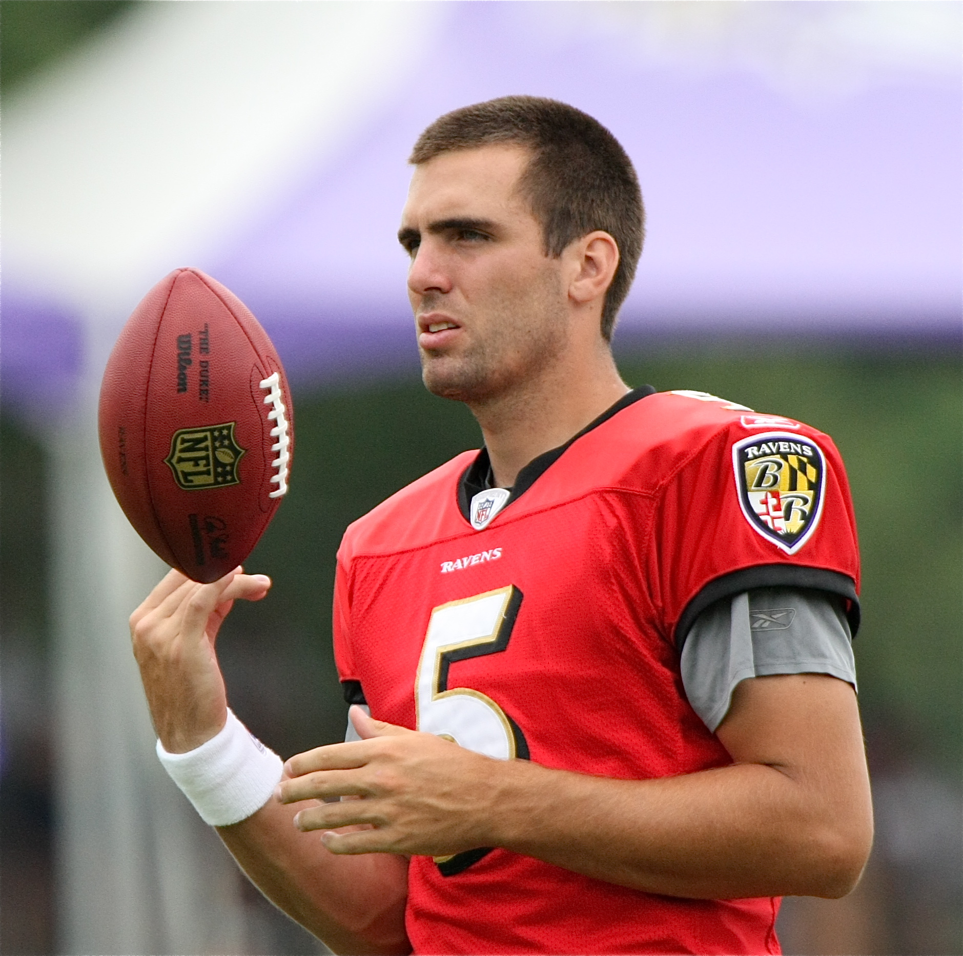 Joe Flacco - Wikipedia, the free encyclopedia