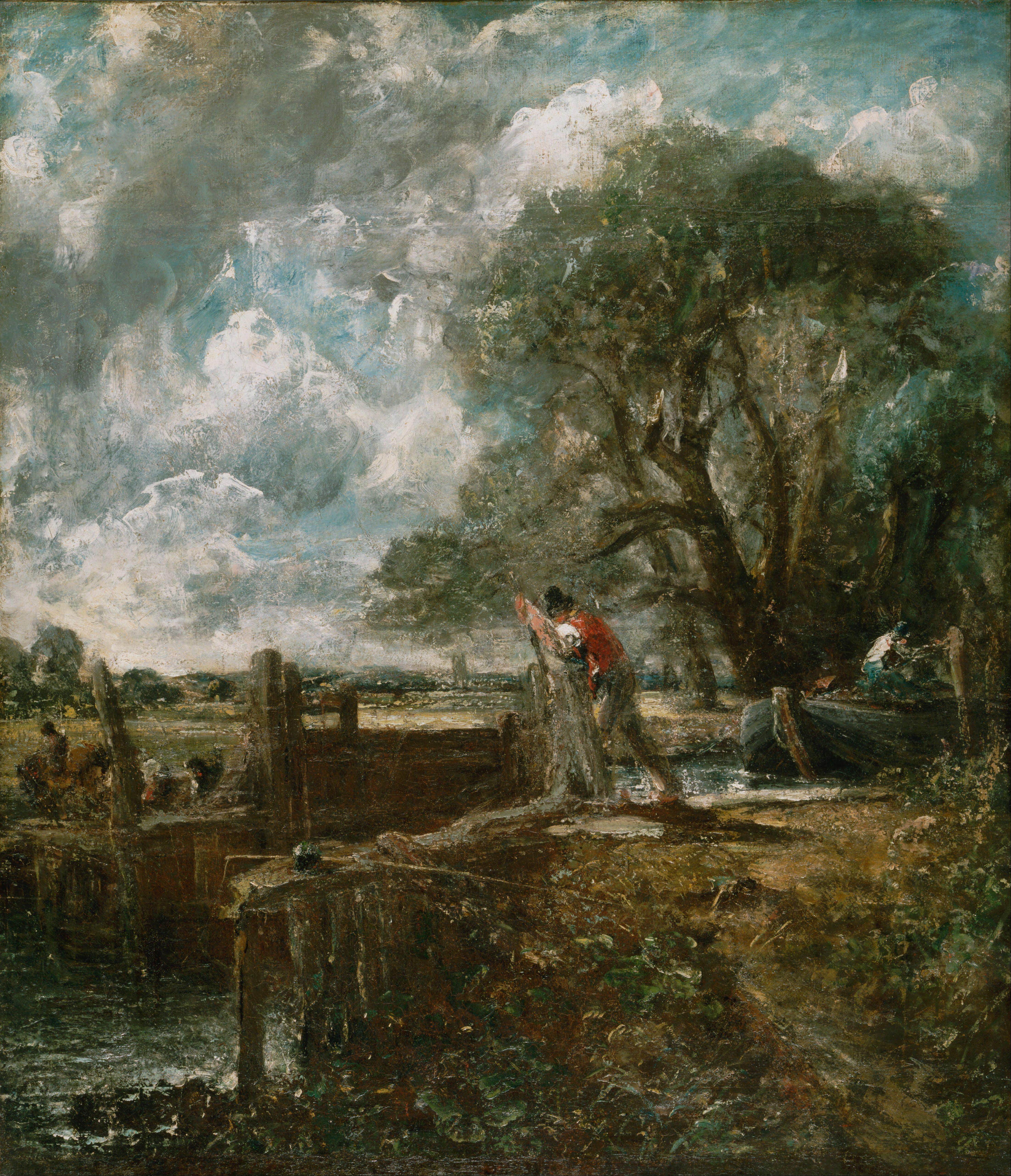 Famous Rural Landscape Paintings