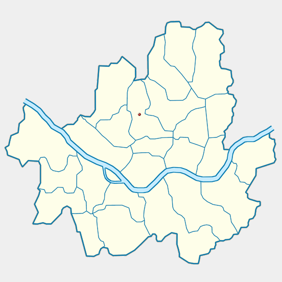 鍾路区の位置