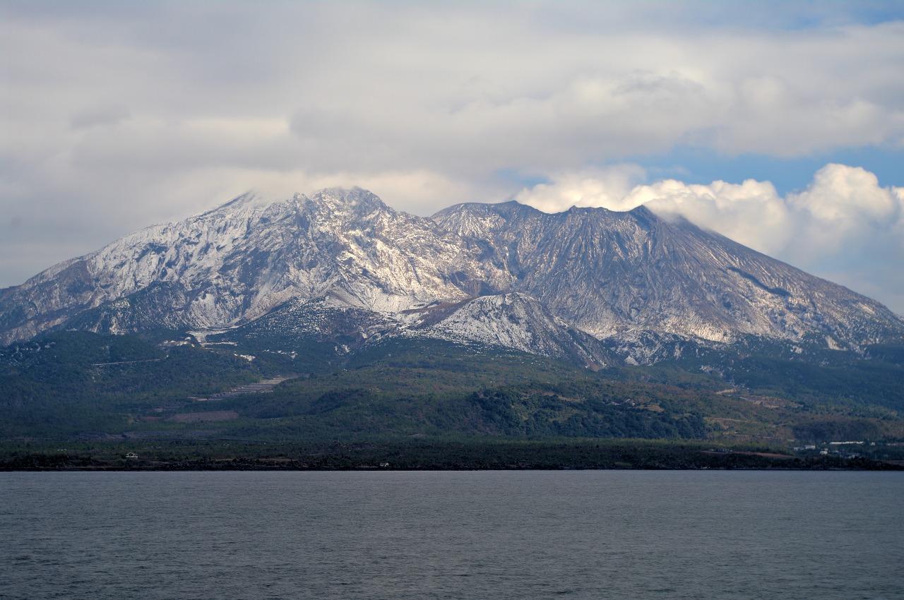 Sakurajima, Japan - famous volcanoes
