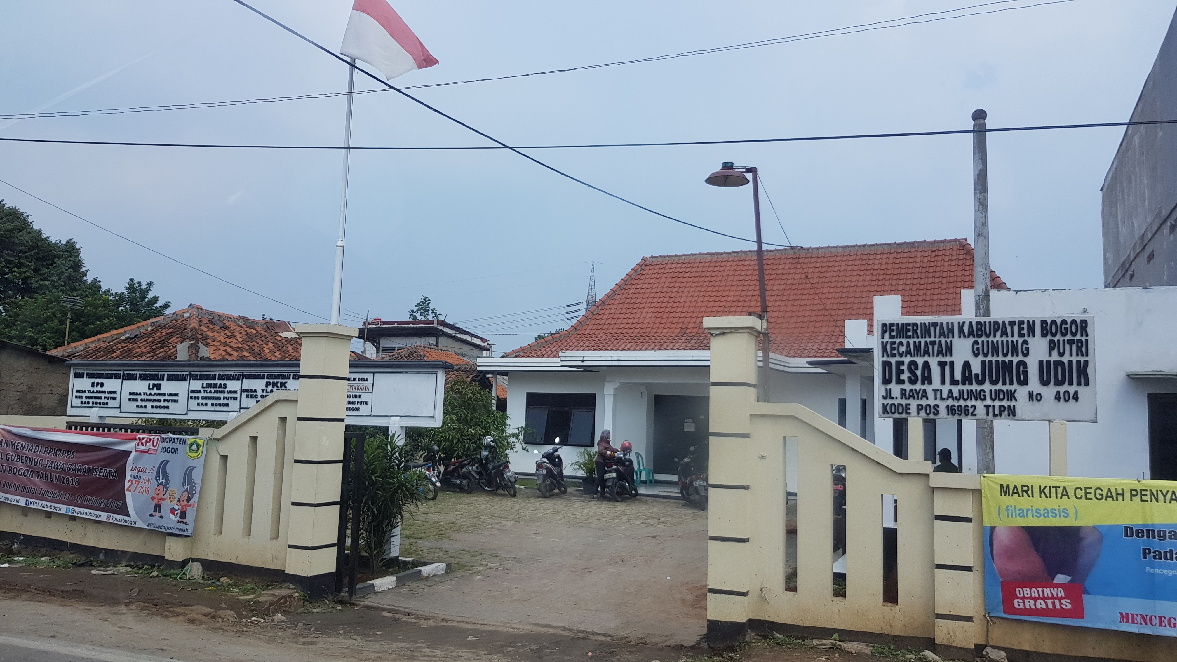 FileKantor Desa Tlajung Udik, Bogor.jpg   Wikimedia Commons