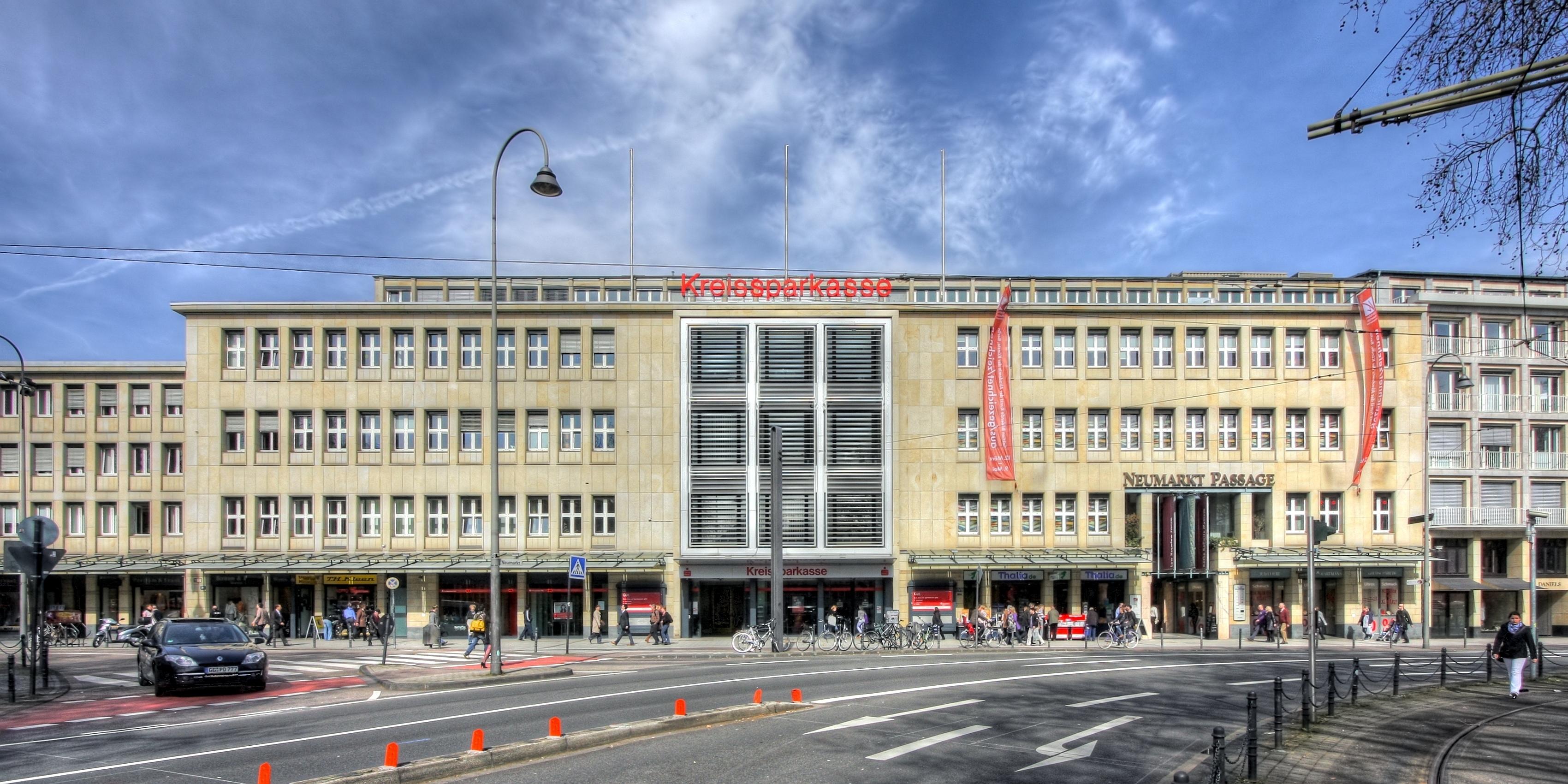 Sparkasse Köln Neumarkt