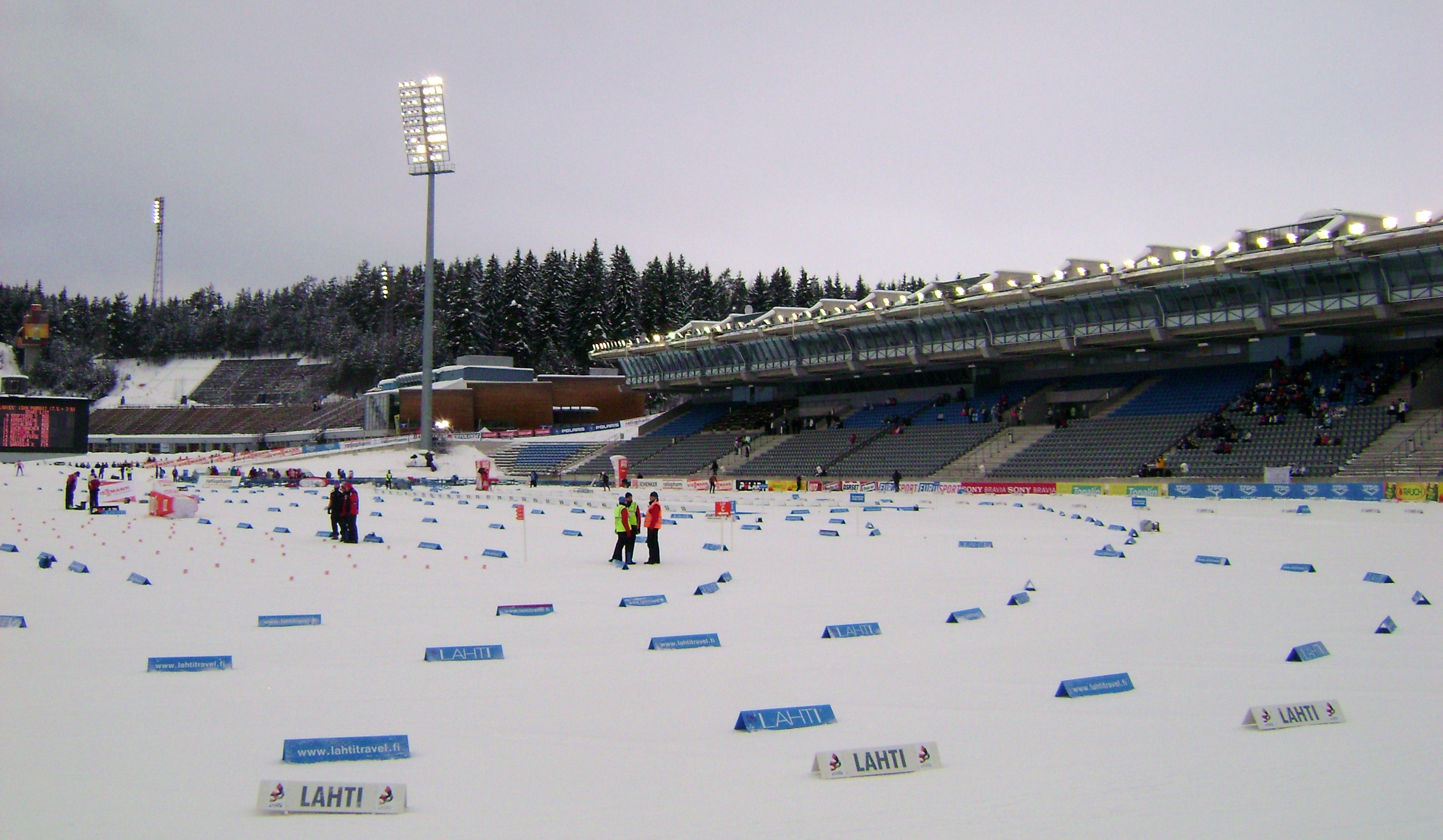 Lahti Ski Games Quiz