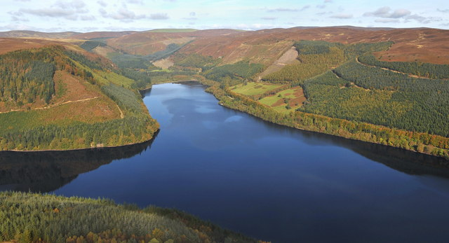 Lake Vyrnwy - geograph.org.uk - 1536850