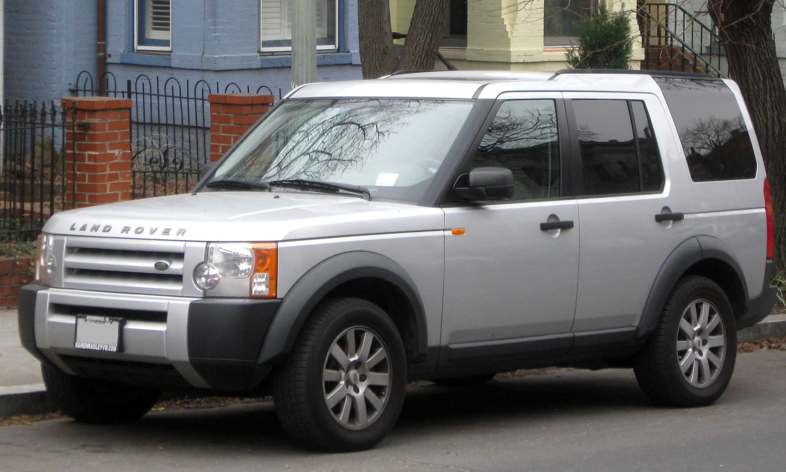 Description Land Rover LR3 .jpg