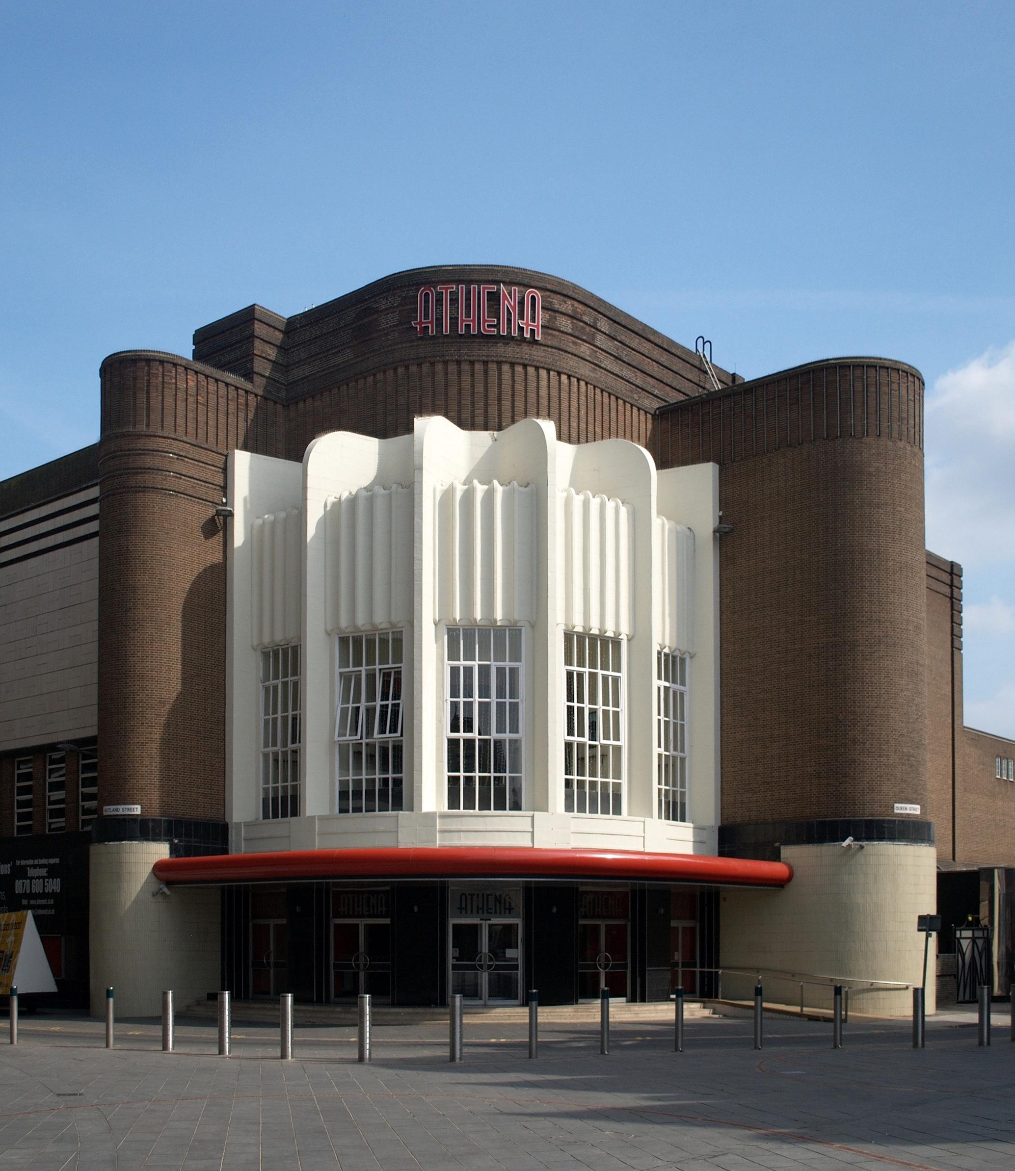 Leicester Athena