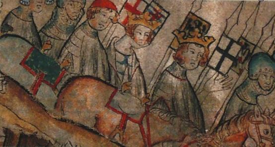 Balduin, Markéta a Jindřich