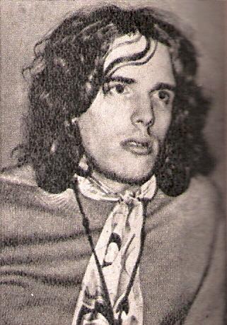 Spinetta en julio de 1977.