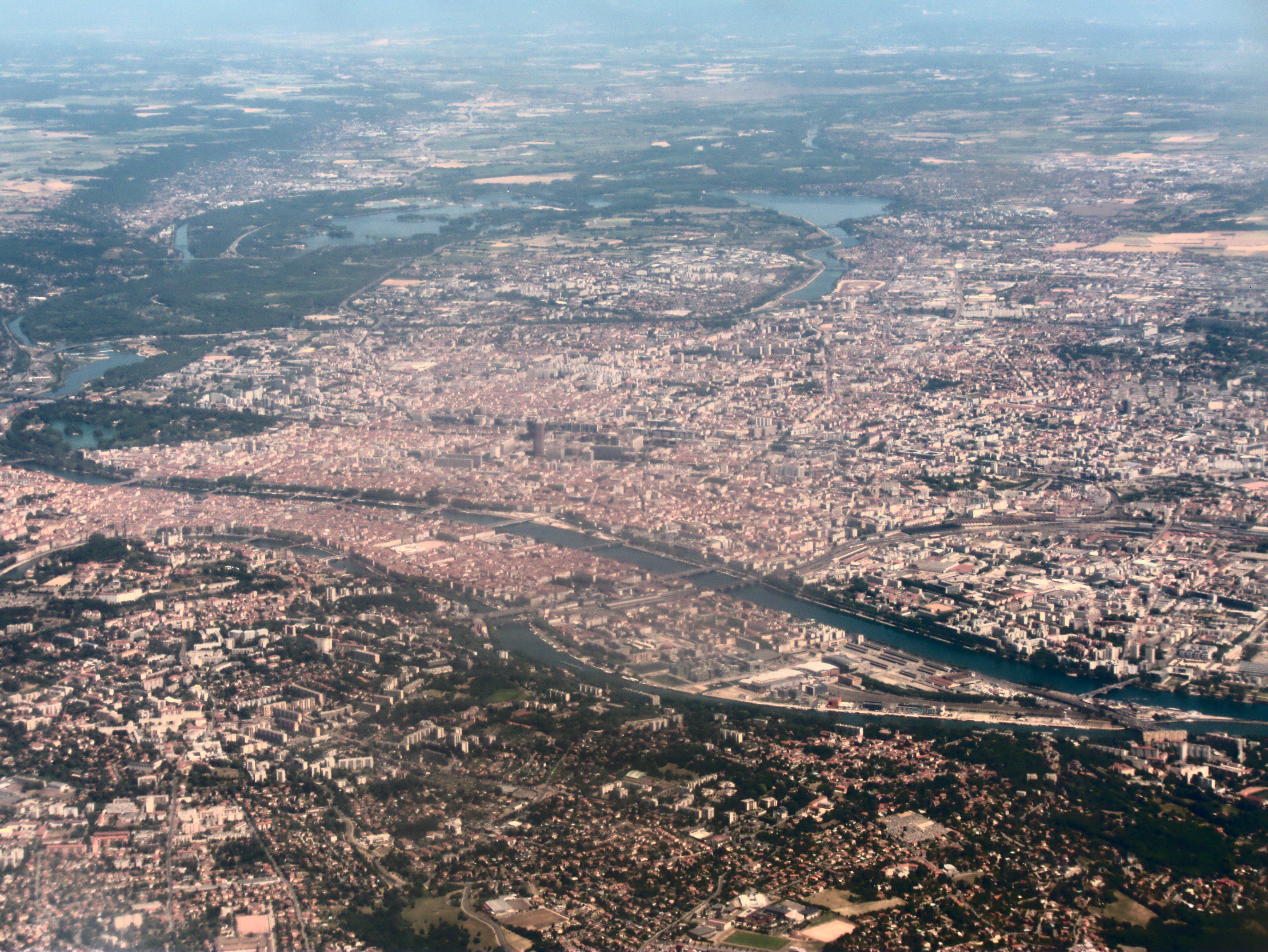 Unite Urbaine De Lyon Wikipedia