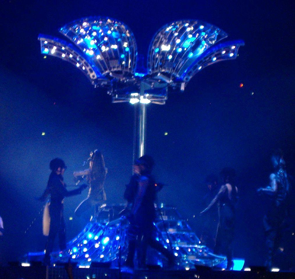 Madonna Future Lovers Confessions Tour