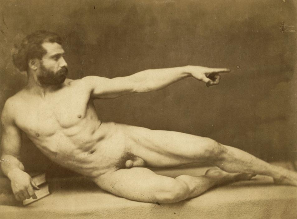 Marconi, Gaudenzio (1841-1885) - Nudo accademico 2.jpg