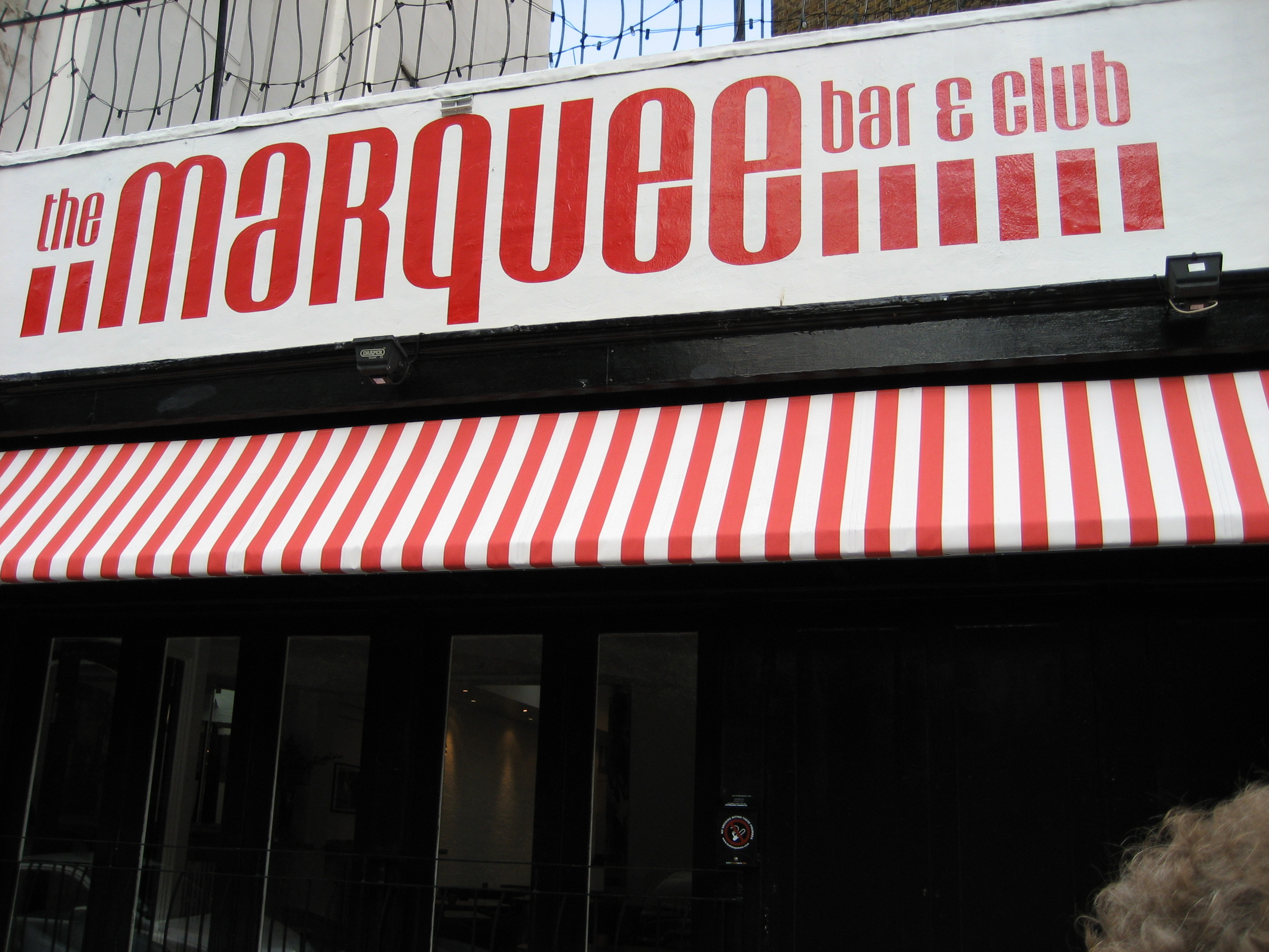 Marquee Club Wikipedia Already In The Fan Base Pdf Mod Note How To Include Pictures