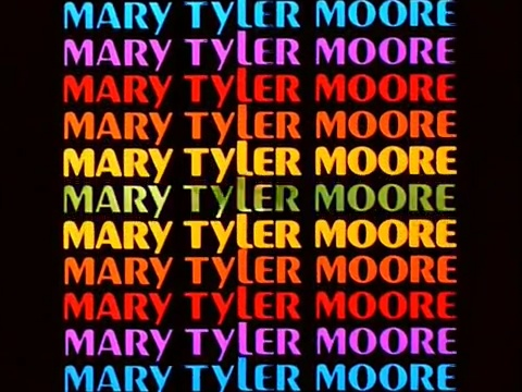 Picture of a TV show: The Mary Tyler Moore Show