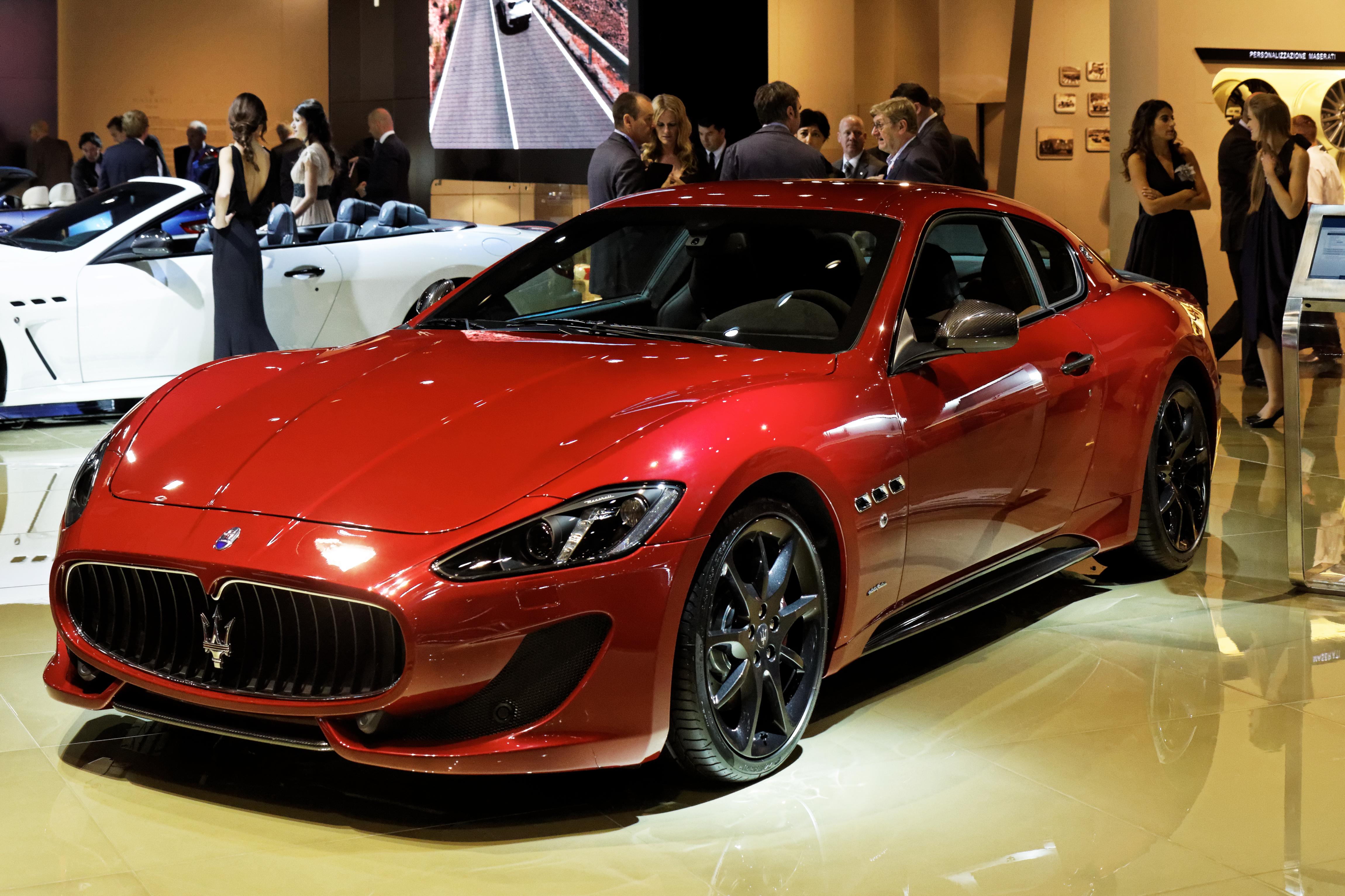Maserati GranTurismo - Wikiwand