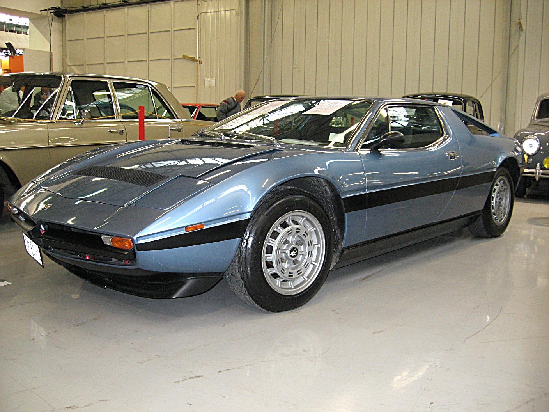 File:Maserati Merak.JPG - Wikimedia Commons