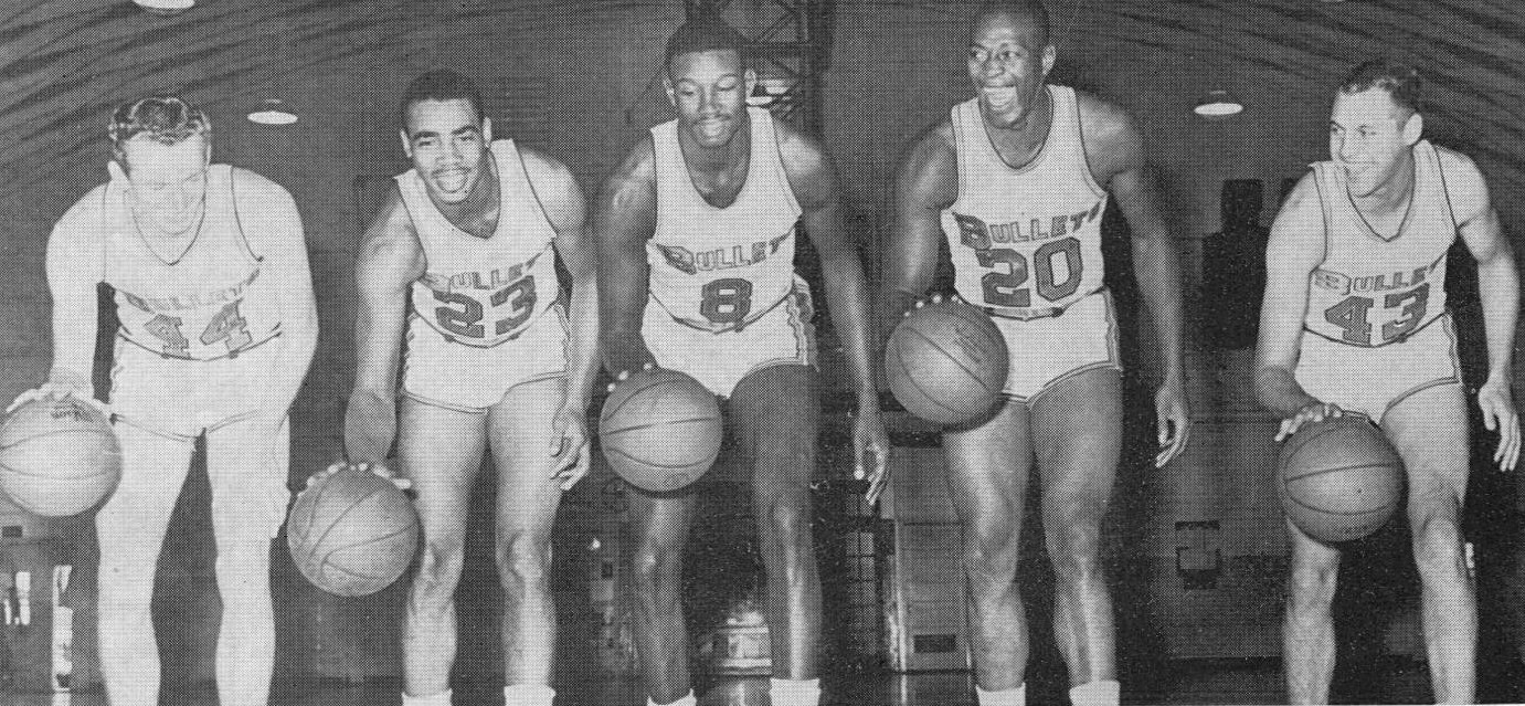File Members of the 1963–64 Baltimore Bullets Wikimedia mons