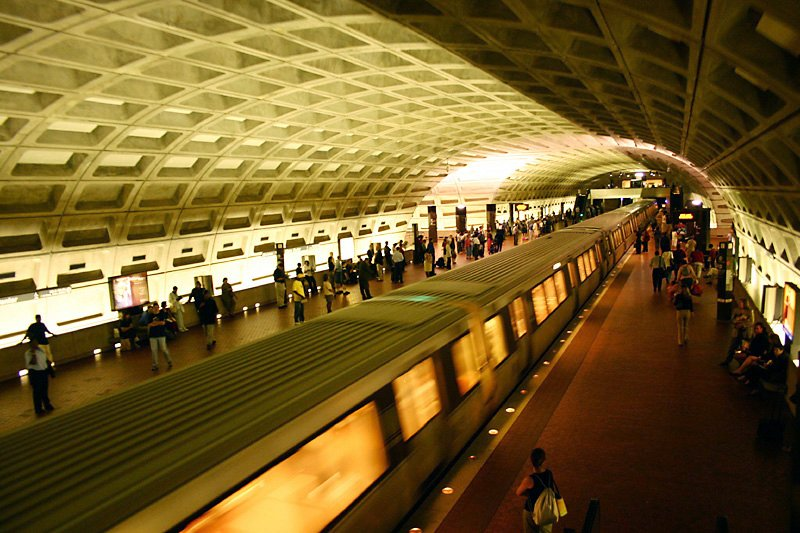 Washington Metro (courtesy of Wikipedia)