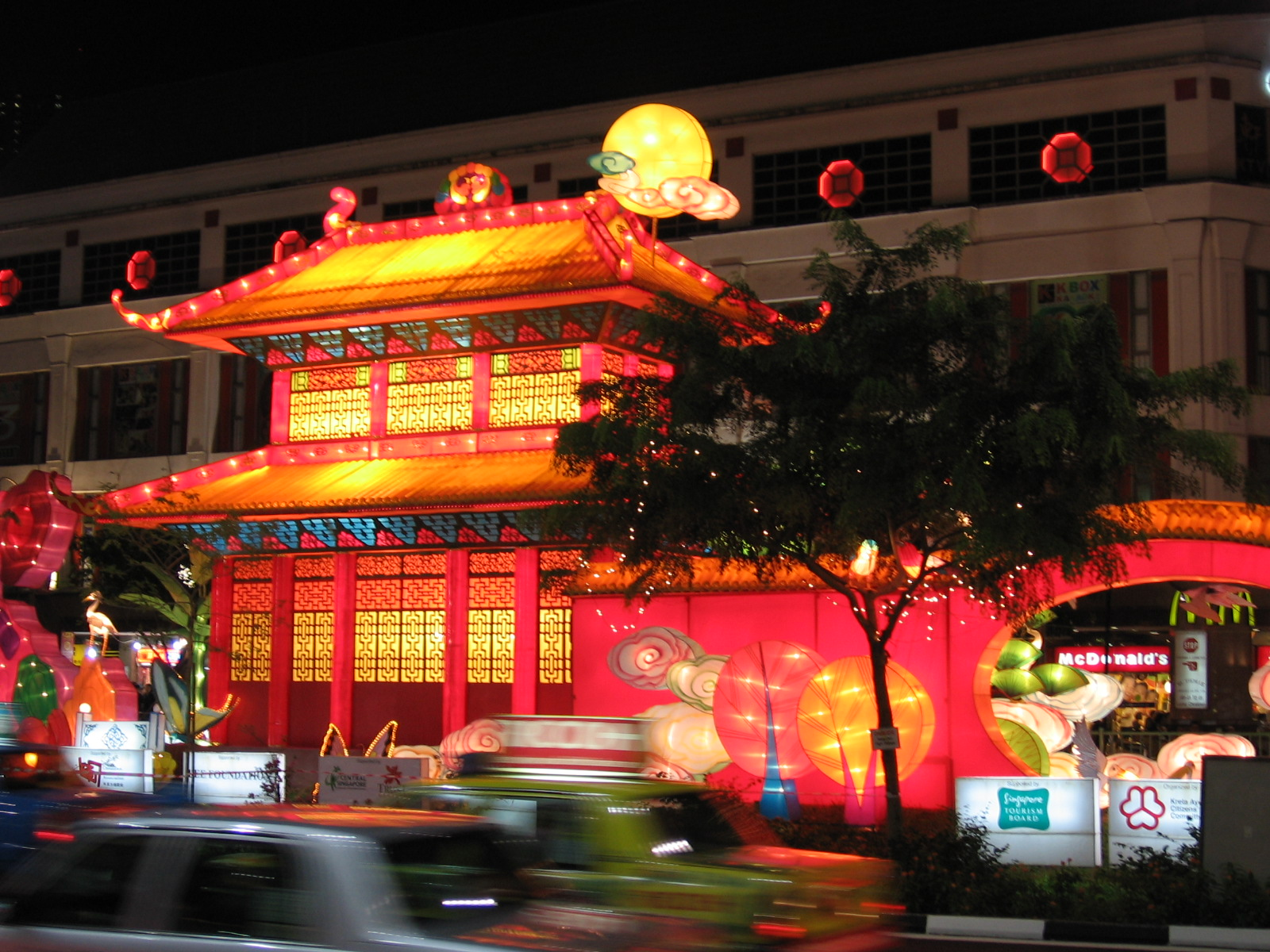 how to get to chinatown singapore
