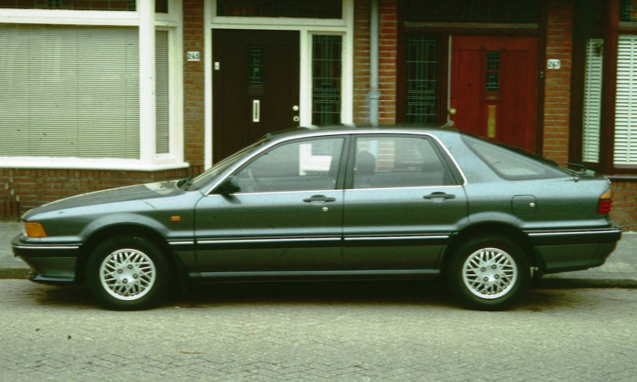 File:Mitsubishi Galant 5 door liftback Utrecht.jpg - Wikimedia Commons