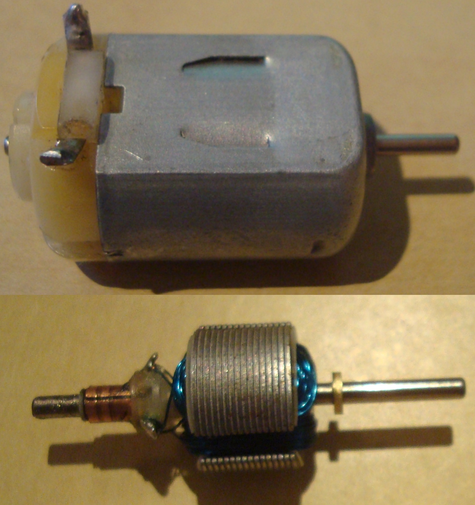 DC Motor Selection and Replacement Guide